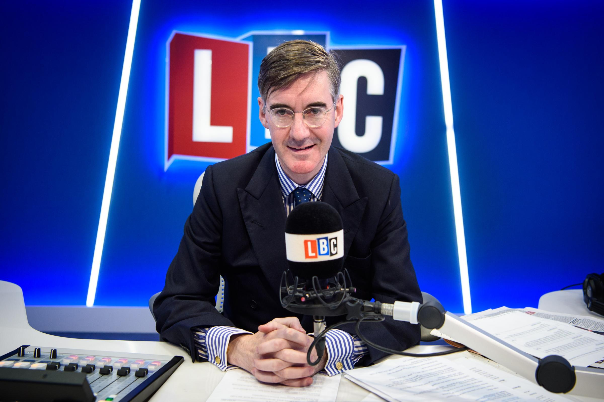 Tory Brexiteer Jacob Rees-Mogg lands LBC radio show in run-up to Brexit