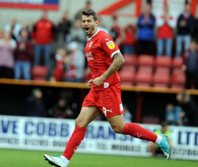 Swindon 'happy to release' Richards from contract - but logistics denied already agreed Port Vale move
