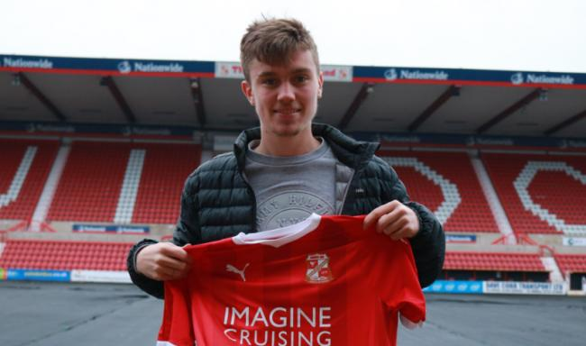 First-team involvement made McGilp's Swindon move an easy one
