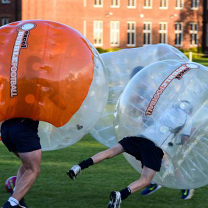 Five Rivers Festival: Bubble Football