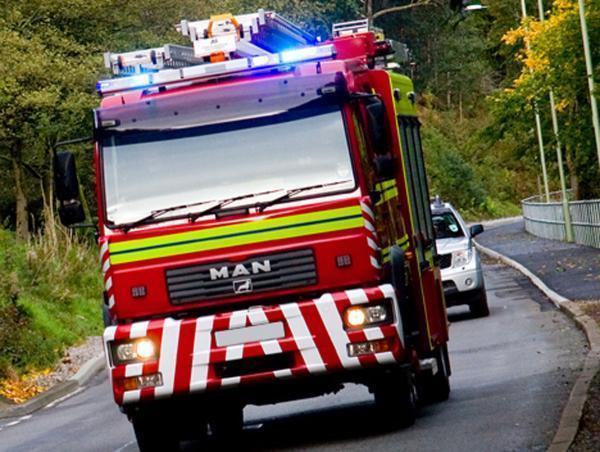 Hotel kitchen fire put out in Purton