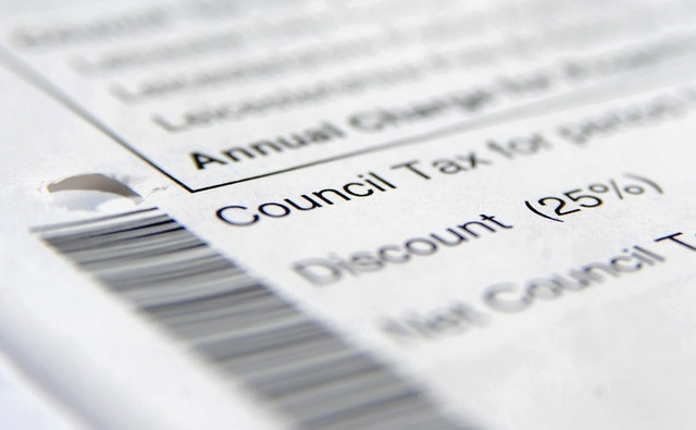Council tax bills will go out in April