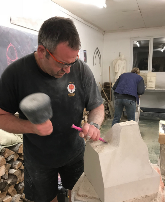 Stone Carving Class and Tutition