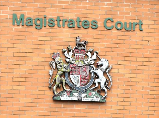 Latest cases in the dock at Swindon Magistrates' Court