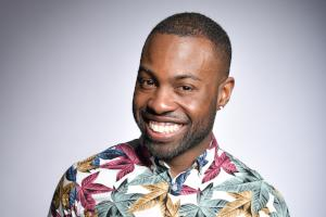 Darren Harriott  joins fight against knife crimes through his comedy Read more here
