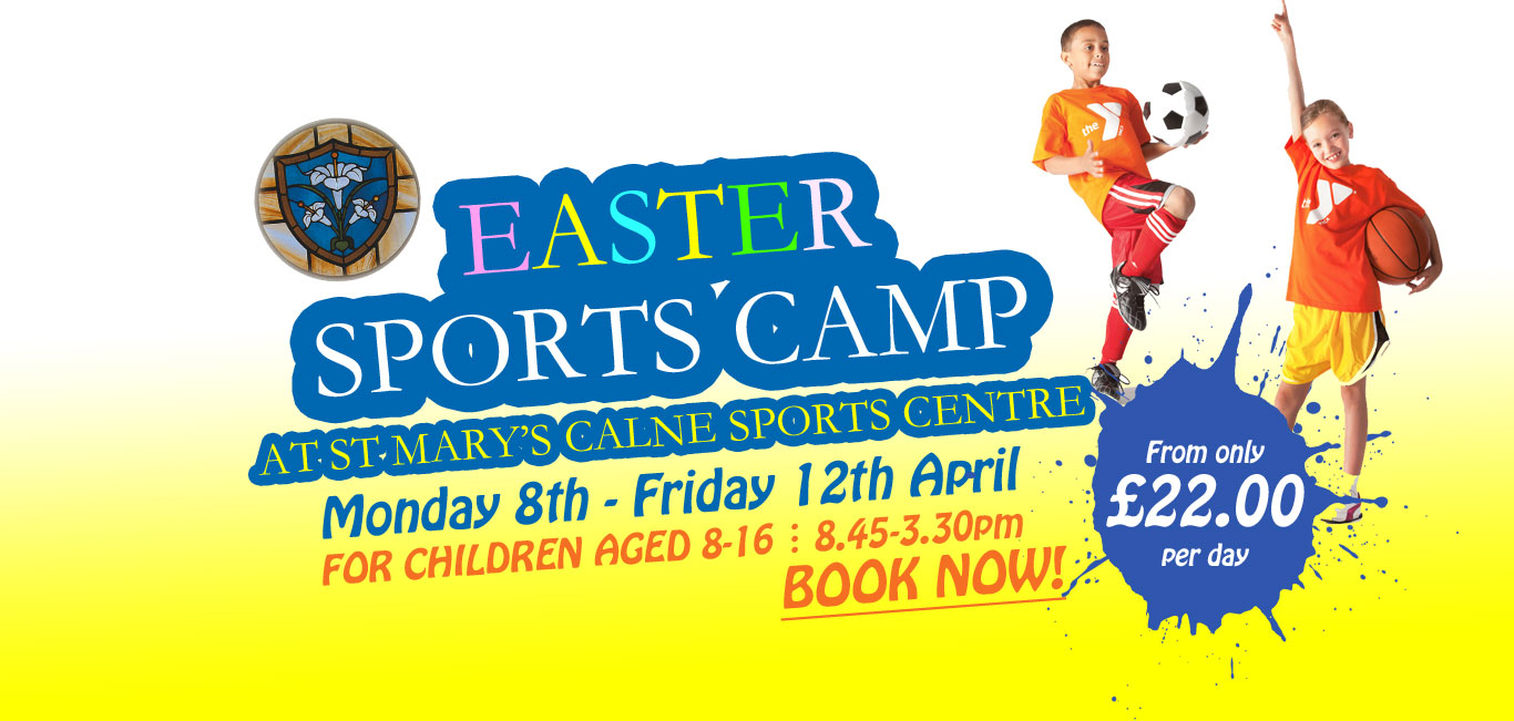 Easter Children's Sports Camp