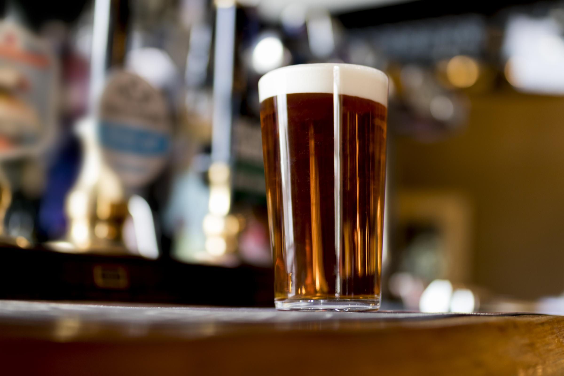 Tell us the best place to have a pint in Swindon