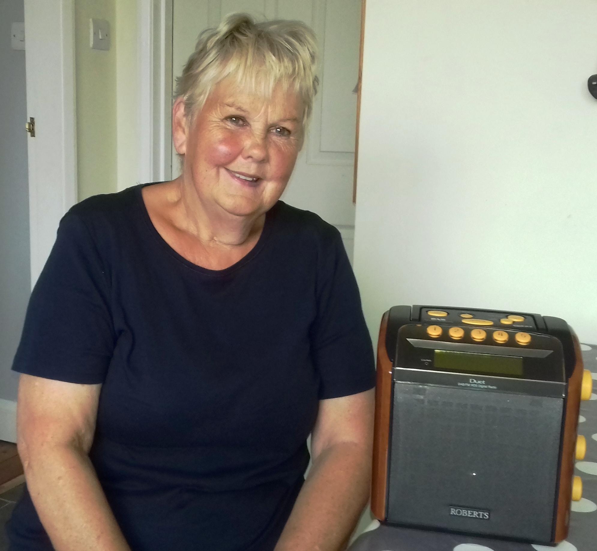 Free gadgets to help Swindon's blind community