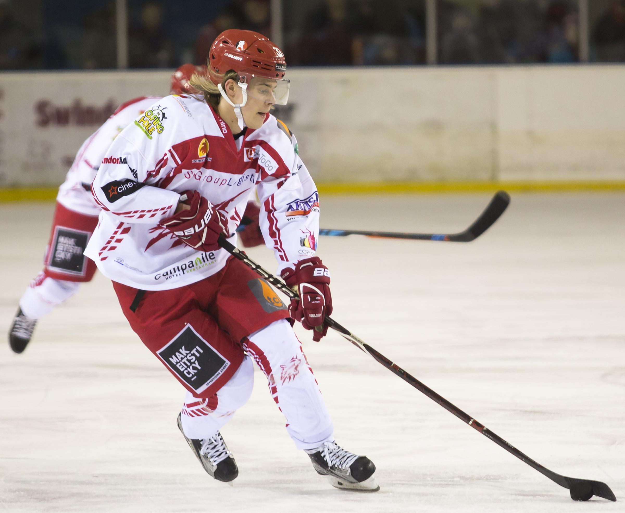 Swindon WIldcats Vs Streatham, tom rutkis in action tonight at the link, Picture Ryan Ainscow 17.02.18.
