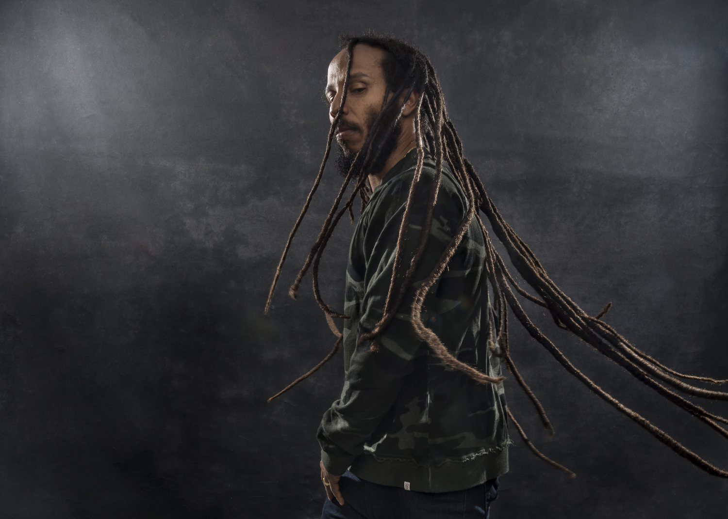 Ziggy Marley is to play Womad 2019 Picture: TIM CADIENTE