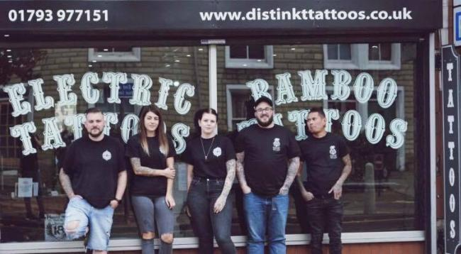 Staff at Distinkt will raise funds for charity