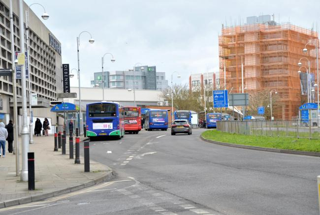 Fleming Way could be transformed