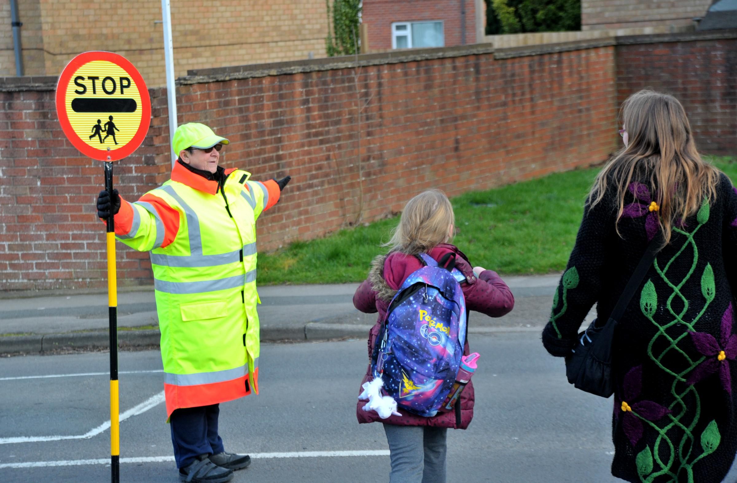 Fears for pupils' safety after council says it won't replace retiring lollipop lady