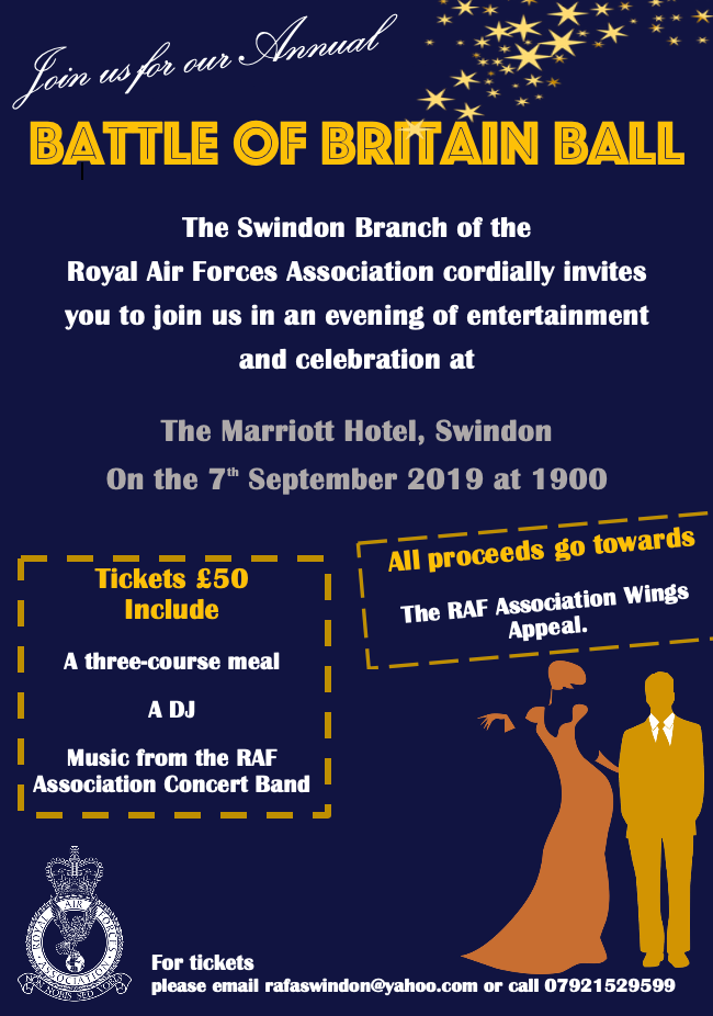 Battle of Britain Ball 2019