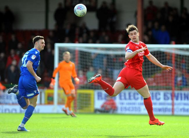 Dion Conroy has been offered fresh terms to remain at Swindon Town next season