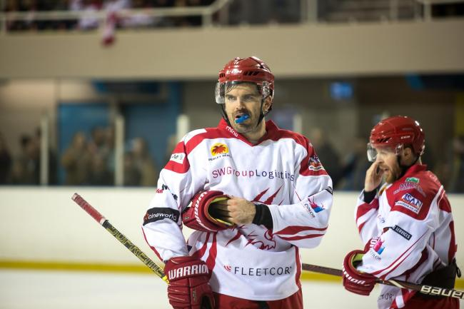 Swindon Wildats Vs Invicta Dynamos, Aaron Nell., Picture RYan Ainscow 23.03.19