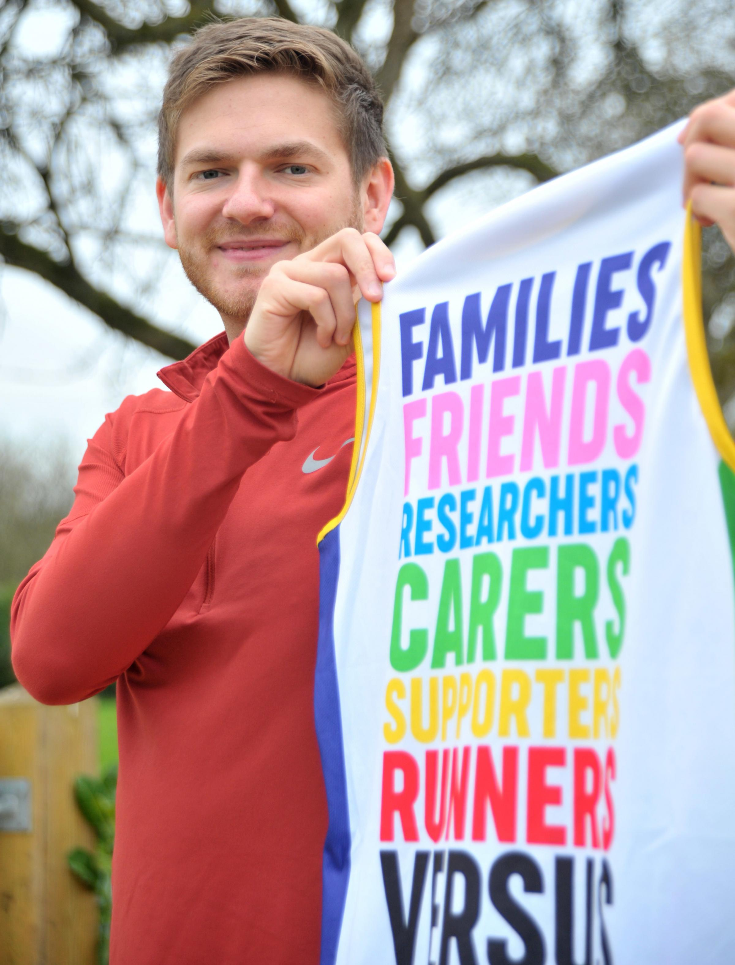 Arthritis sufferer Tom could hardly walk for the bus - now he's running a marathon