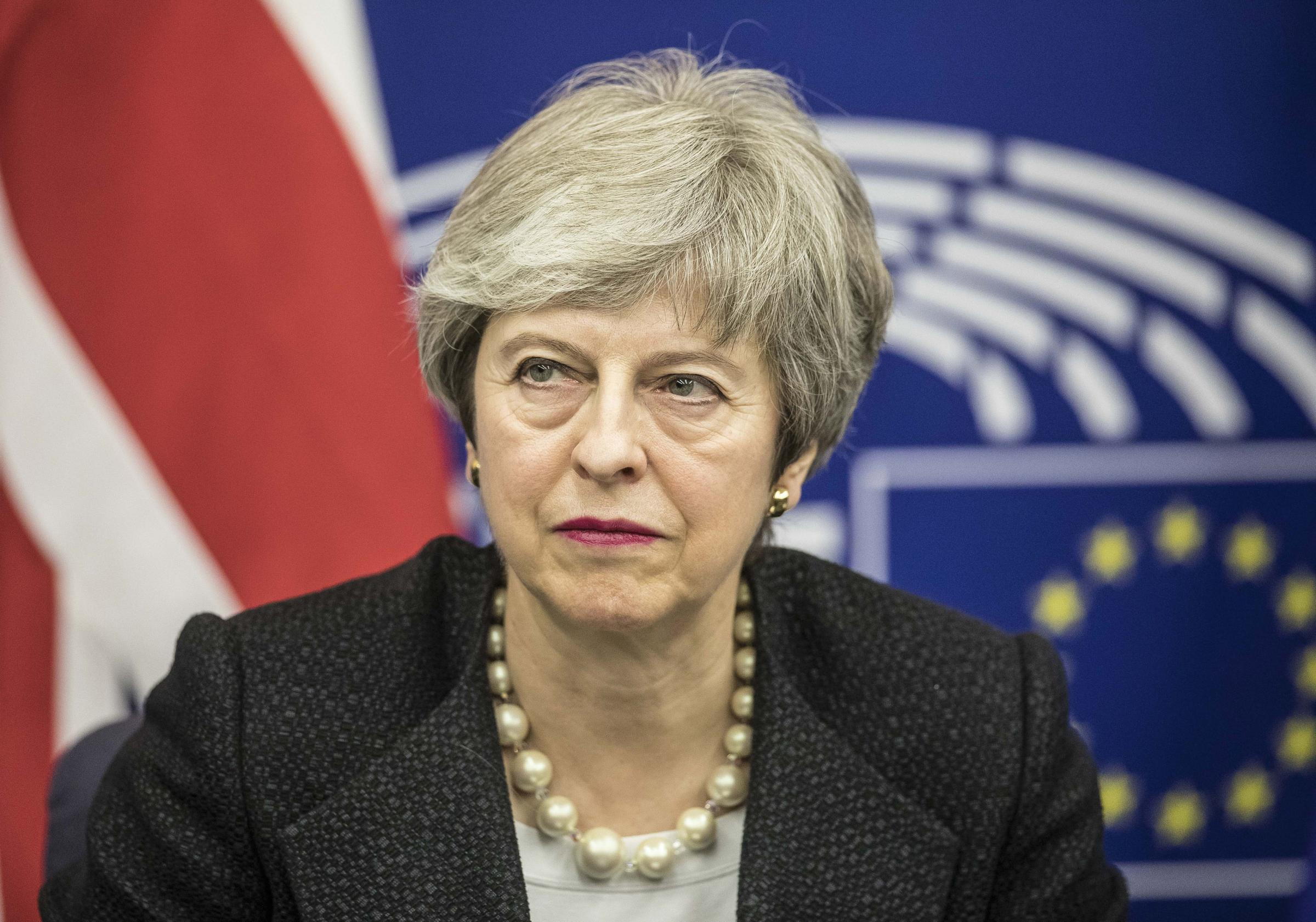 Should Theresa May resign is one question being put to Conservative councillors in a new survey by pollsters Survation