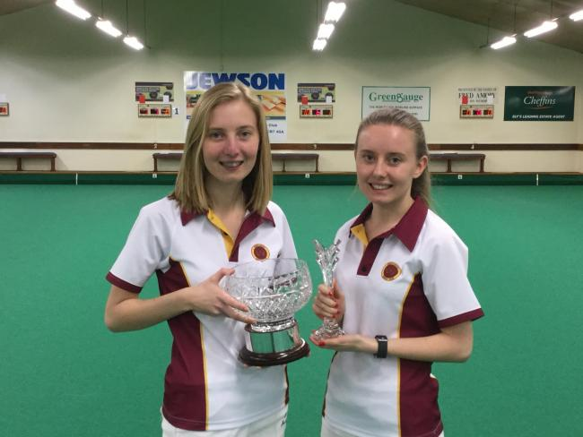 Westlecot sisters land EIBA national pairs championship trophy