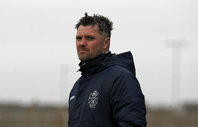 Highworth Town manager Jeff Roberts