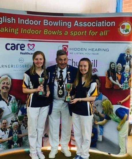BOWLS: Smith sisters land national pairs title in Nottingham