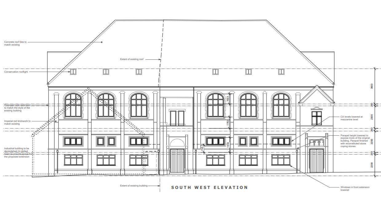 Plan to 'finish' Old Town school - 124 years later