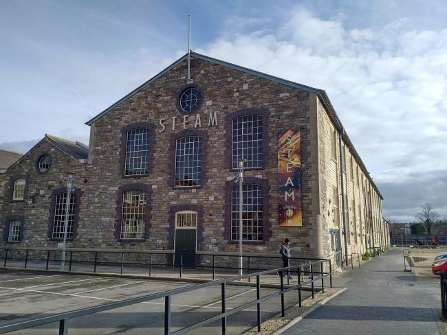 Julie Peasgood will open the Make It! & More craft show at Swindon's Museum of the Great Western Railway