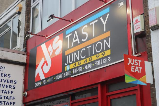 Tasty Junction in Commercial Road was closed by council officers