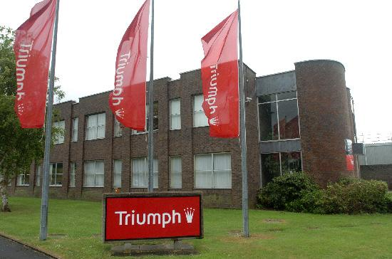 Triumph still to give redundancy details