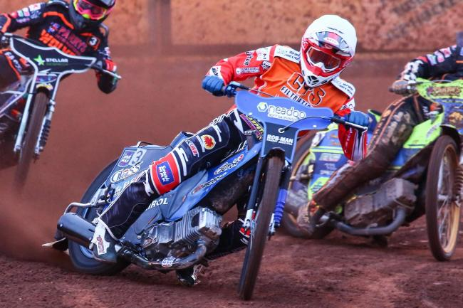 Wolverhampton Wolves 46 Swindon Robins 44; Monday, April 15, 2019; PICTURE: LES AUBREY