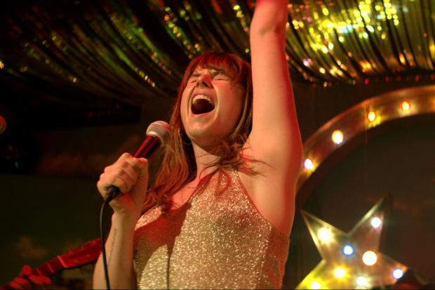 Jessie Buckley as Rose-Lynn Harlan PA Photo/Entertainment One