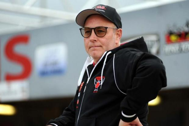 SPEEDWAY: Rossiter praises Abbey track as his Robins shine against Stars