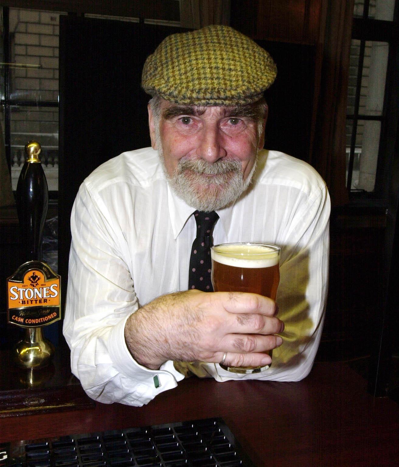 The Archers' Joe Grundy, actor Edward Kelsey, dies aged 88