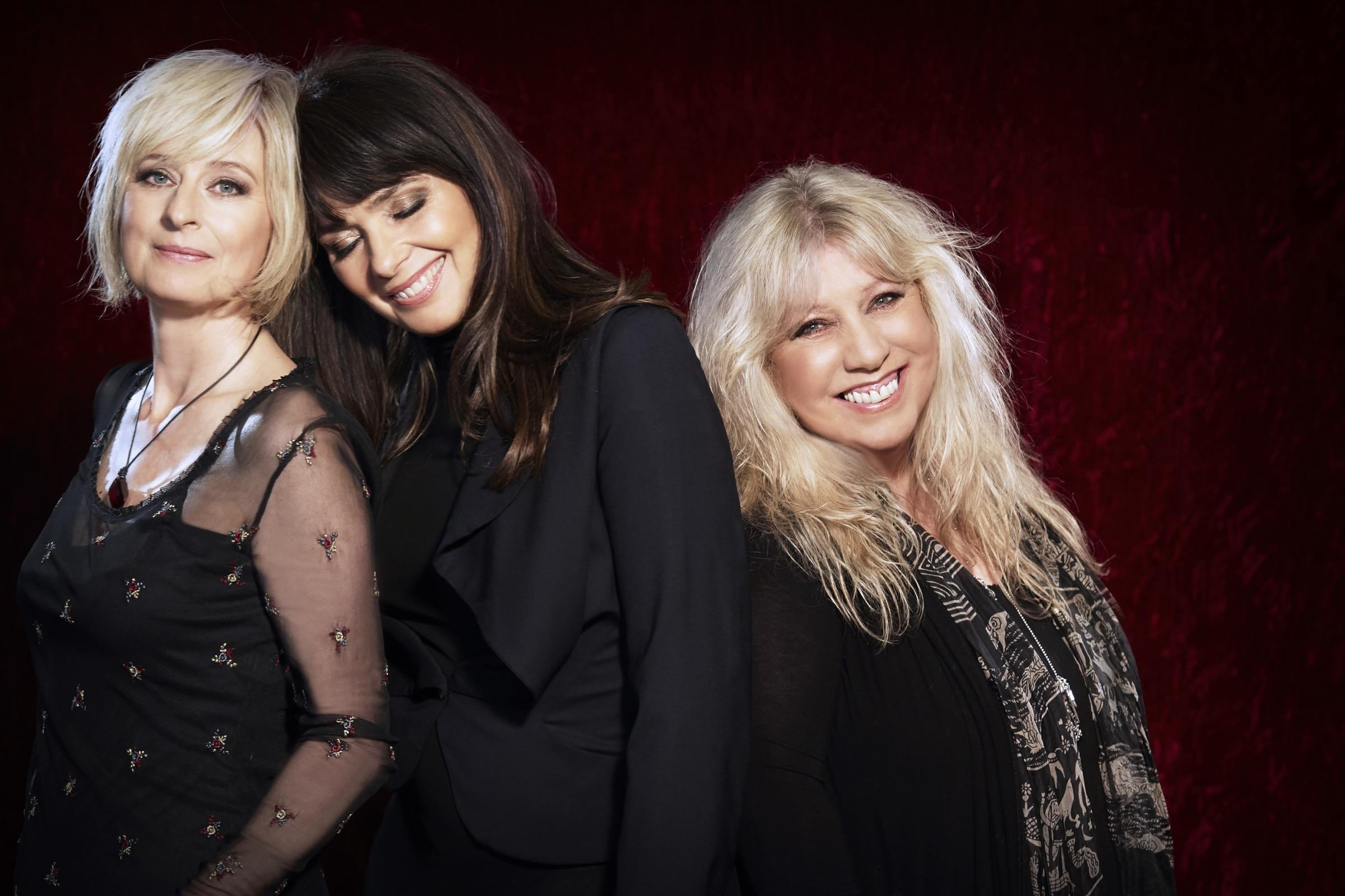 Swindon date for three-woman supergroup behind beloved songs
