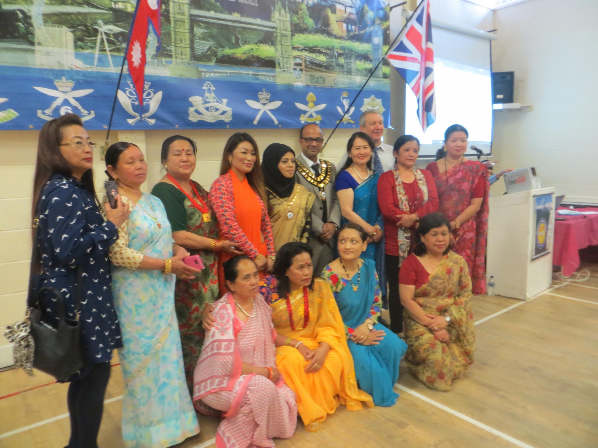 The Swindon - Madhyapur Thimi Friendship Group has launched to facilitate cultural exchanges between the towns