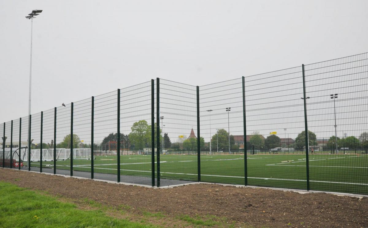 Swindon Town Fc Community Foundation S New Foundation Park Is Almost Finished Swindon Advertiser