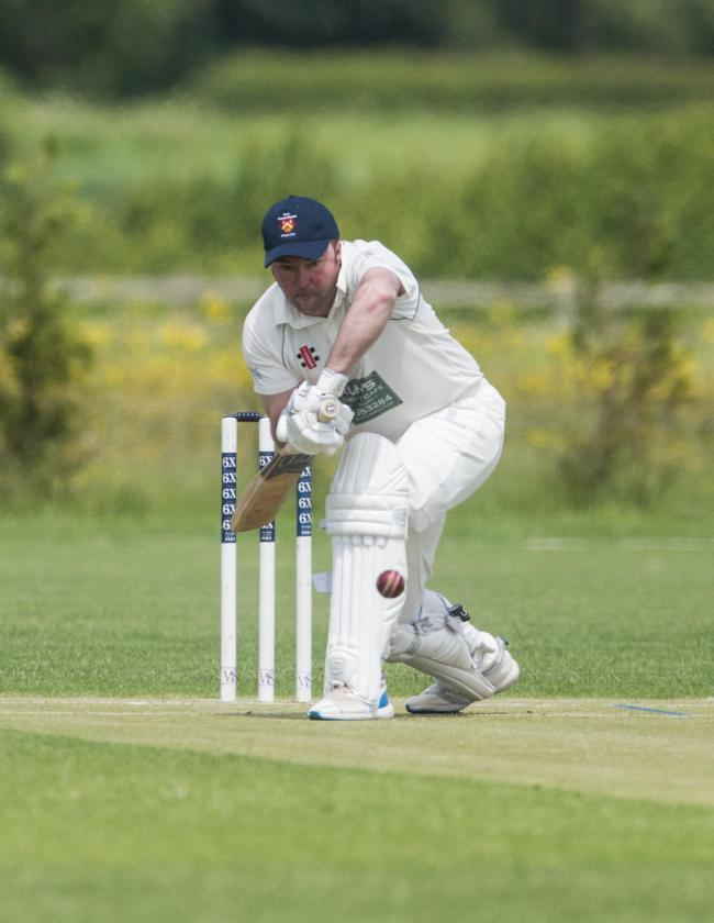 CRICKET: Beasant wants Bassett to repeat their Purton heroics