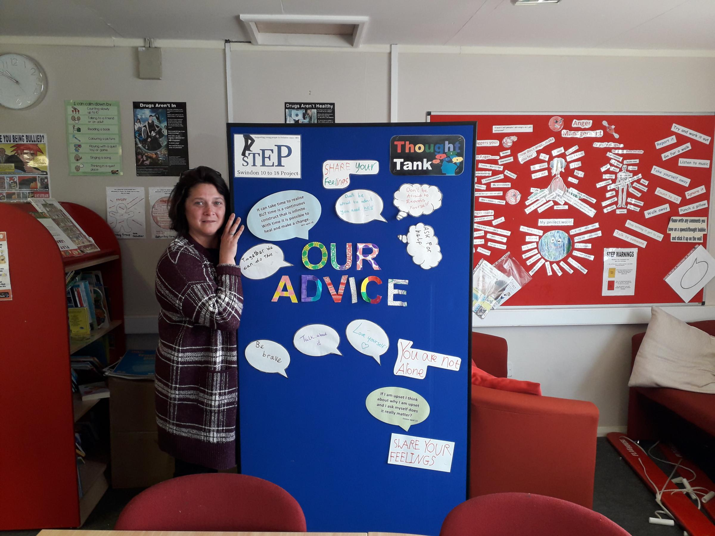Teaching Swindon children how to master their destinies