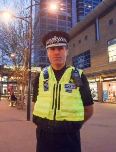 Swindon Advertiser: Chief Constable Kier Pritchard