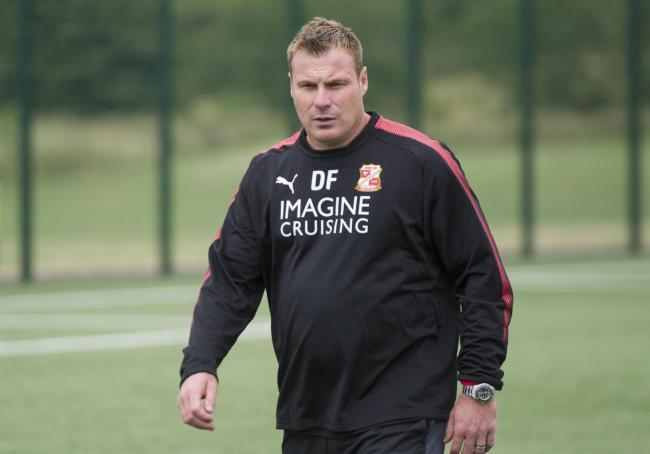 Flitcroft sacked by Mansfield - 14 months after quitting Town job to join Stags