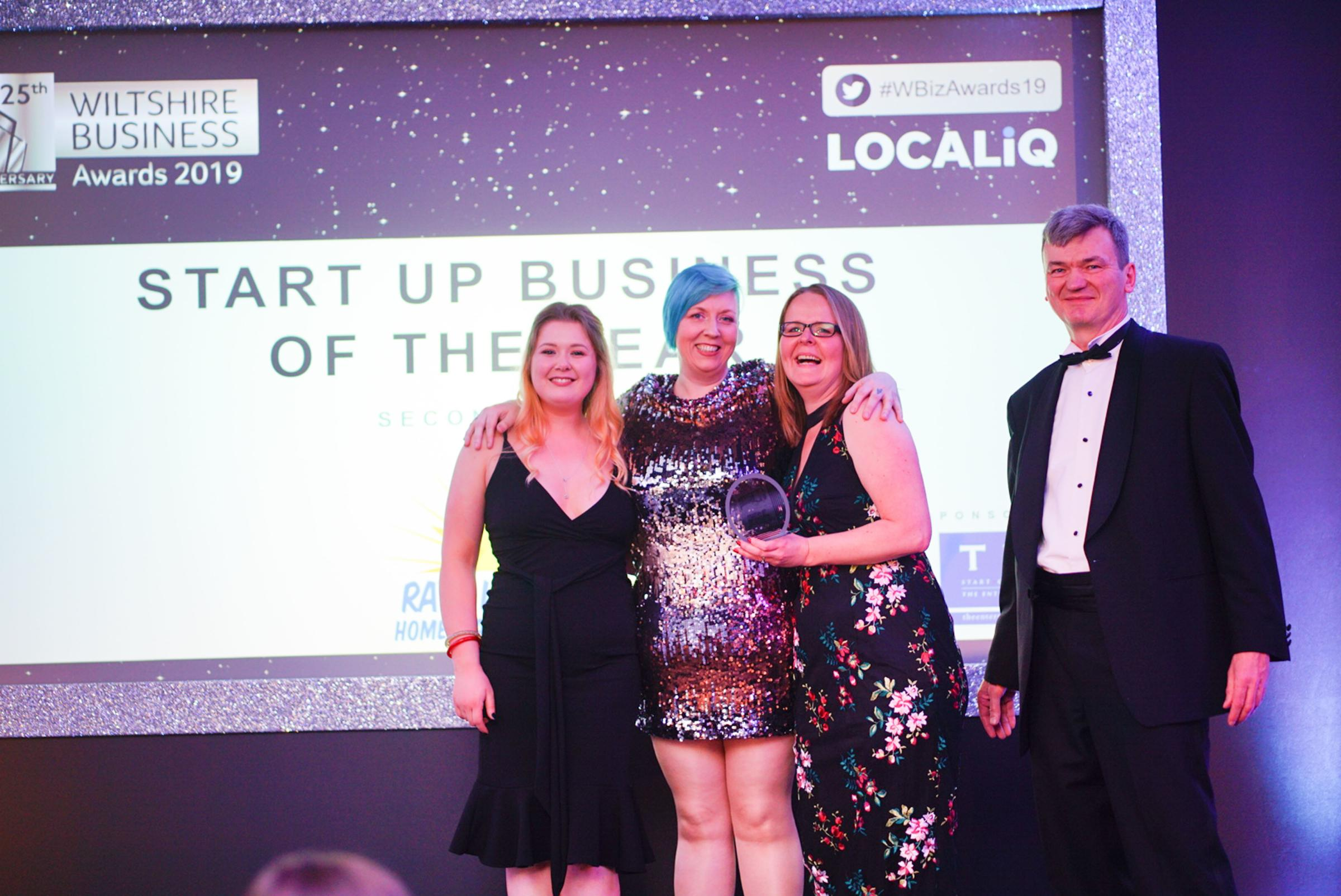 Wiltshire Bussiness Awards 2019 -Ray's Manufacturing Ltd