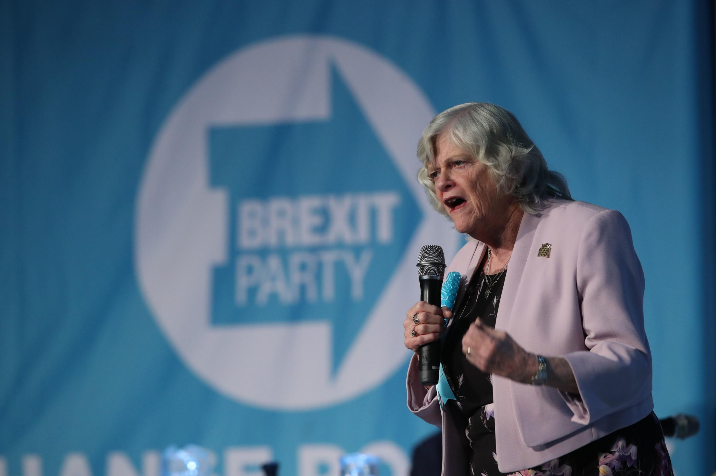 'Factories close all the time': Brexit Party's Ann Widdecombe on Honda