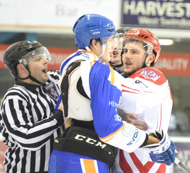 D-man Tyler Plews will be back at Swindon Wildcats for a second season in 2019-20