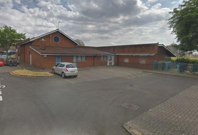 Buckhurst Community Centre Picture: GOOGLE
