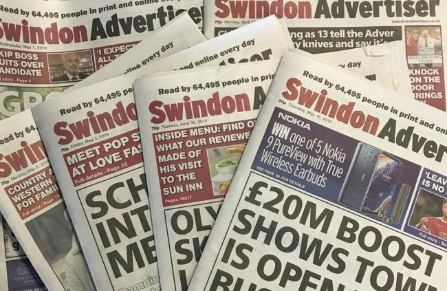 Your frequently asked questions about the Swindon Advertiser answered