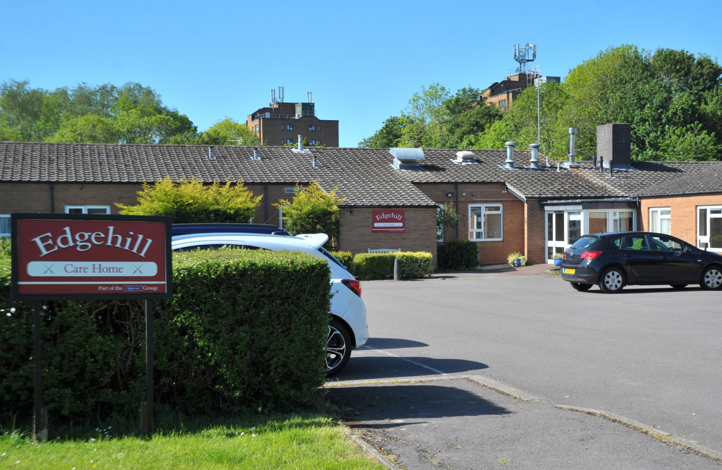Swindon's Edgehill Care Home placed into special measures by CQC