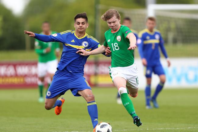 Bosnia and Herzegovina v Republic of Ireland – UEFA European U17 Championship – Group C – St George's Park