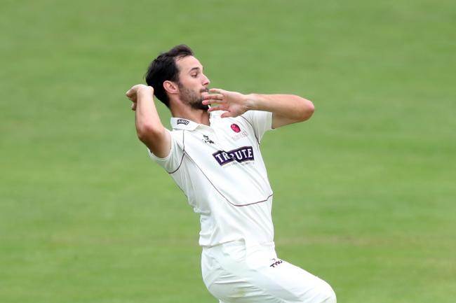 Lewis Gregory's four-wicket haul wrapped up victory for Somerset