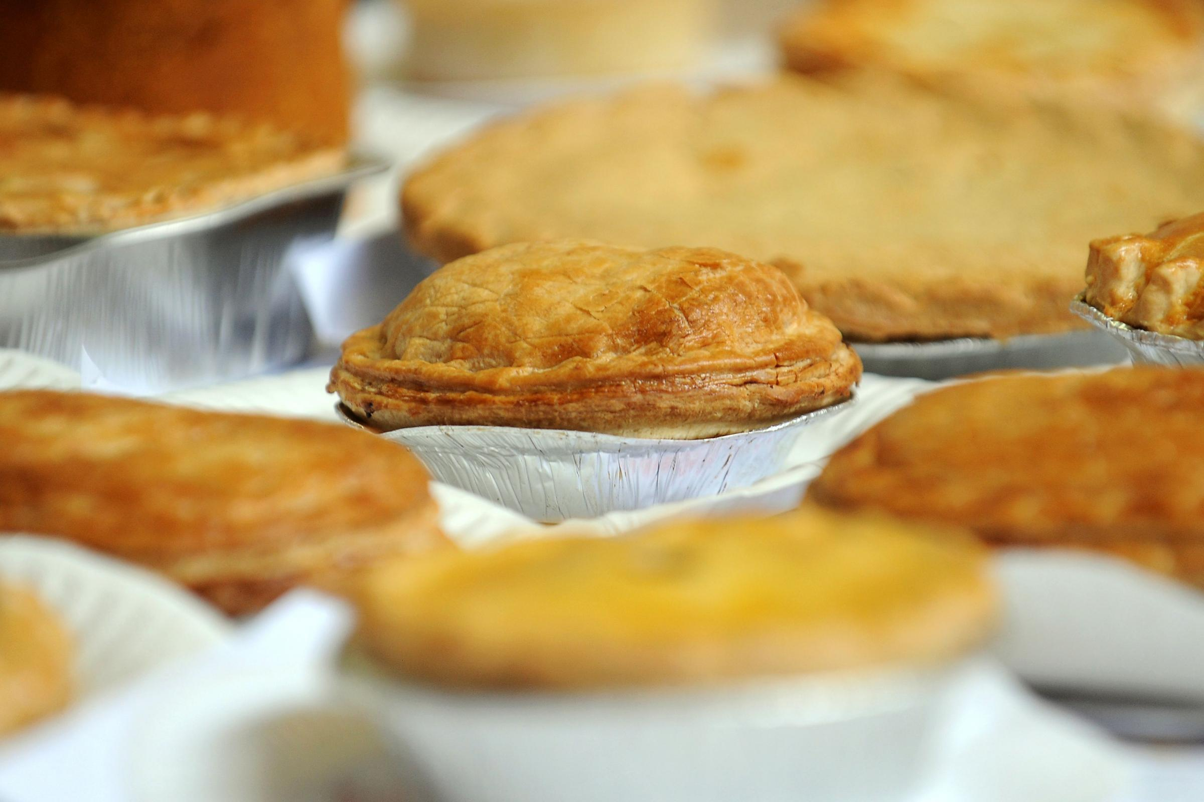 5 OF THE BEST...Places to buy a pie in Swindon