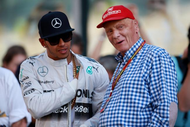 Lewis Hamilton, pulled out of the FIA drivers' press conference in Monaco following the death of Niki Lauda